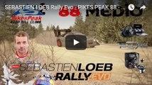 SEBASTIEN LOEB Rally Evo - PIKES PEAK 88 - Peugeot 405 T16 (HD1080p)