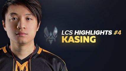 LCS Highlight #4 - Vitality KaSing