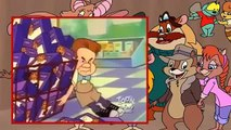 Chip 'n Dale Rescue Rangers 243 Rest Home Rangers  Chip 'n' Dale