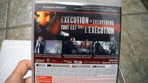 Unboxing Hitman Absolution Sony PS3 Playstation 3 Square Enix