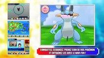 Prenez votre Grand Envol dans Pokémon Rubis Oméga et Pokémon Saphir Alpha
