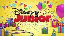 Fête Princesses & Chevaliers : Princesse Sofia & Mike Le Chevalier -Samedi 25 Mai 8h25 Disney Junio