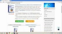 Rar Password Cracker v1 3 [Download - video dailymotion