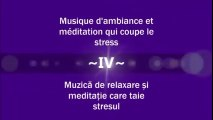 Musique d'ambiance et meditation qui coupe le stress - Muzică de relaxare și meditație care taie stresul ( Partea a IV-a )