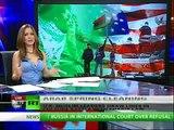 CIA behind the protests in Libya ???? - LIBYA ON WAR 27 08 2011