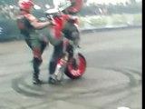 Burns moto magnifiqque!!