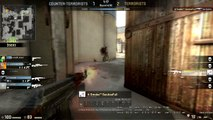 Counter-Strike: Global Offensive ~ My Ace #2 (Dust 2, Competetive Match).