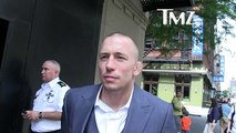 Georges St-Pierre -- Jean-Claude Van Damme Is a Real Life BAD ASS