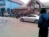 Mercedes CLS Drift