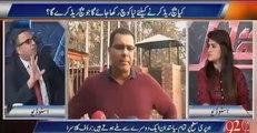 Rauf Klasra harshly criticizing Hafeez and Shahid Afridi on defeat from India