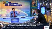 """Canibal: """"Notre volonté est d'inciter et de donner envie aux gens de recycler"""", Benoît Paget - 22/03"""