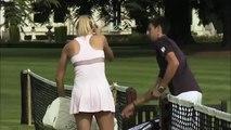 TLQO Vintage: Djokovic y las mujeres: divertido anuncio con Sharapova