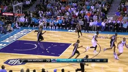 La chorégraphie du jeu des San Antonio Spurs est somptueuse