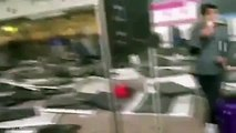 Attentats en Belgique: Vidéo à l'intérieur de l'aéroport Zaventem de Bruxelles après l'explosion - FUTURPOP