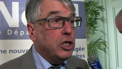 Finances du Département : Jean-René Lecerf menace de démissionner