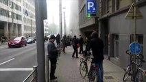 Explosión en el metro de Bruselas junto a instituciones europeas