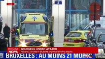 Brussels under attack : 23 killed in Brussels airport and Metro Attacks