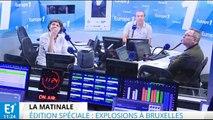 """Manuel Valls : """"Nous subissons depuis plusieurs mois des actes de guerre en Europe"""""""