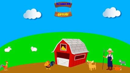 Çocuk Şarkıları - Ali Babanın Bir Çiftliği Var