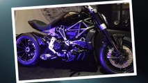 Premier roulage Ducati XDiavel