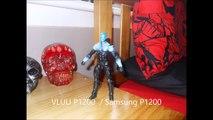 spiderman vs electro stopmotion