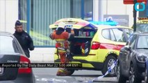 Brussels Airport And Metro Rocked By Explosions