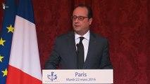 """Bruxelles : """"Le terrorisme a frappé la Belgique, mais c'est l'Europe qui est visée et c'est tout le monde qui est concerné"""""""