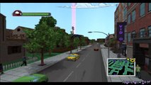 Ultimate Spider-Man PS2 Gameplay #4 [Spidey vs Venom+Electro vs Venom]