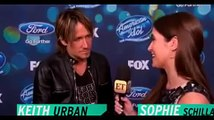 Keith Urban Explains His Emotional Reaction to Kelly Clarksons American Idol Performanc