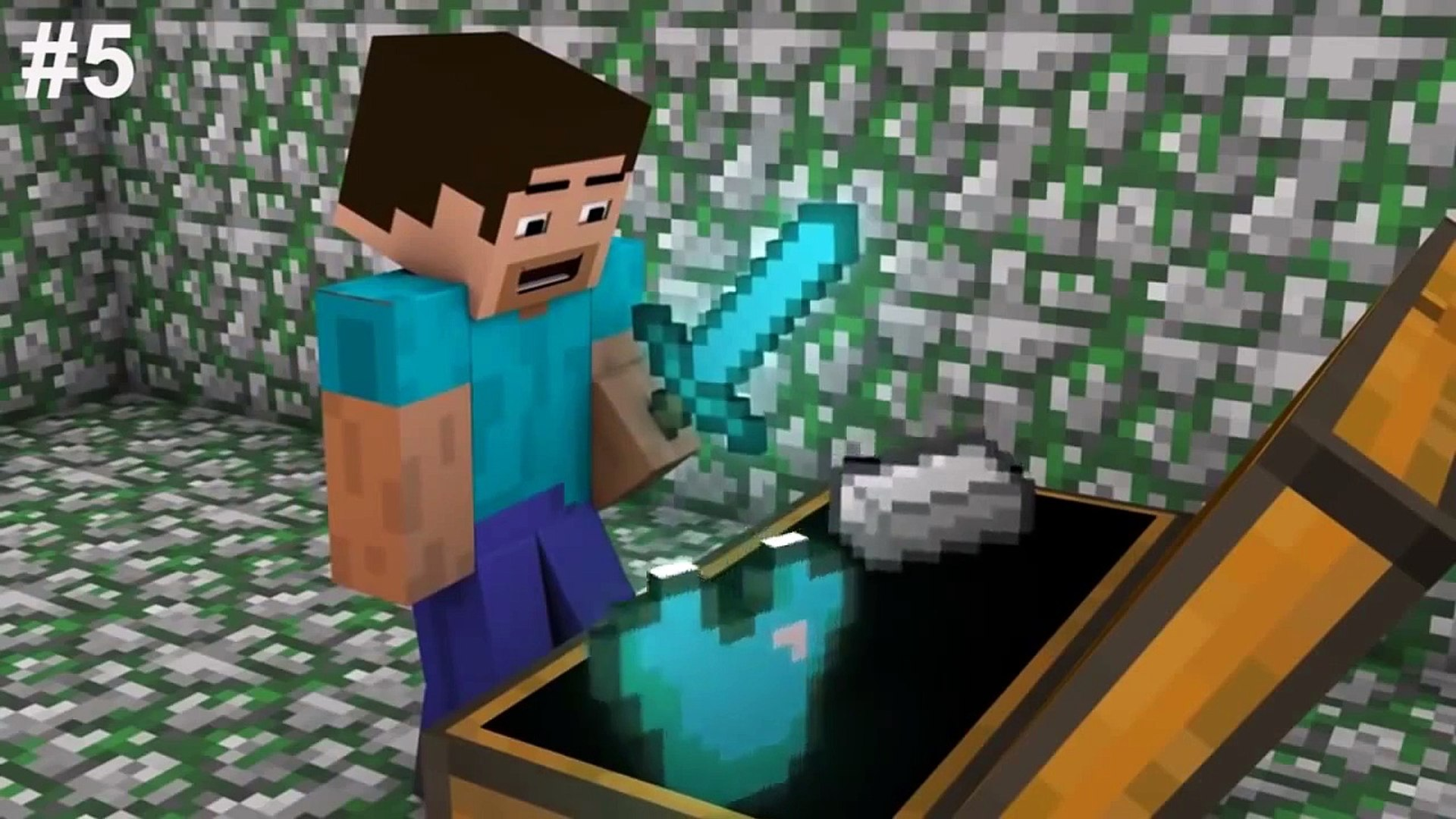 Top 5 Minecraft Song - March 2016 Best Minecraft Songs Animations Parody Parodies 2016