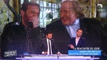 TPMP : L'interview consternante de Depardieu par Cyril Hanouna