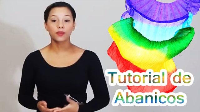 Tutorial de Abanicos - Danza Cristiana (Rutinas) - Sarah Yuritza