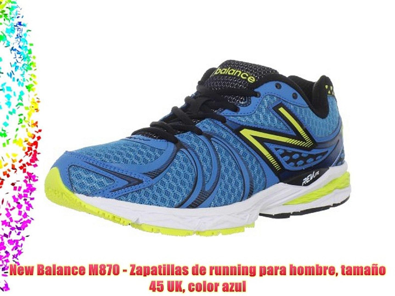 zapatillas new balance 45 hombre