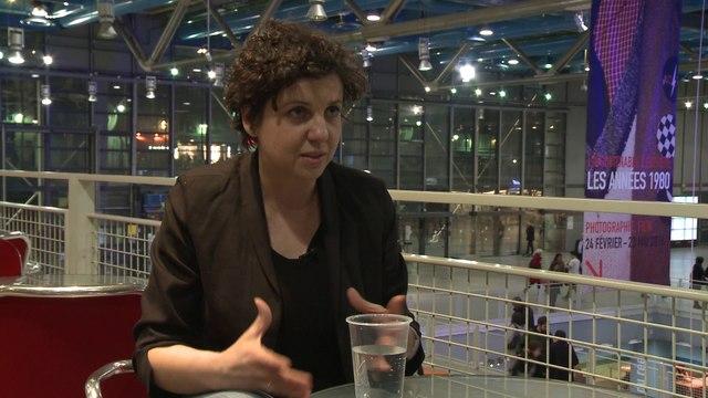 Interview Marta Minorowicz - Cinéma du Réel 2016