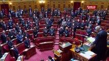 Attentats Belgique : Le Sénat rend hommage aux victimes