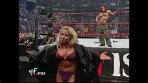 WWF RAW 10.23.2000: Lita vs. Trish Stratus - Bra & Panty Match (HD)