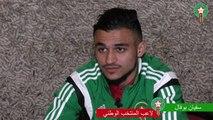 """Sofiane Boufal: """"Le choix du coeur"""" - Interview pour la Fédération Marocaine de Football"""