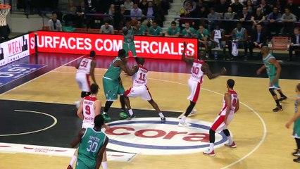 SLUC Nancy Basket - Pau-Lacq-Orthez (27/02/2016)