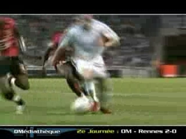 L1, Saison 2006/2007 - 2ème journée: OM-Rennes