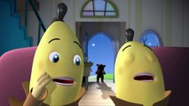 Morgan Visits the Bananas | Bananas in Pyjamas