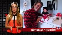 LADY GAGA ACCUSES PEREZ HILTON OF STALKING HER TWITTER FEUD