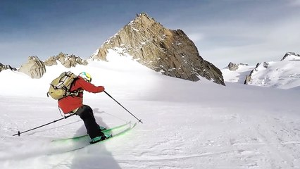Learning The Ropes In Chamonix's High Mountains | Skin Up, Ep. 2