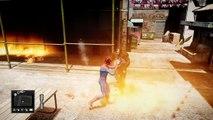 Amazing Spiderman vs Venom - Great Battle - Grand Theft Auto