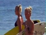 Most beautiful and sexy surfer girls and bikini models video