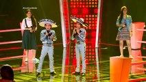 Los Hermanos Algarra cantan Perdón de Pedro Flores – LVK Col – Show en vivo – Cap 45 – T2