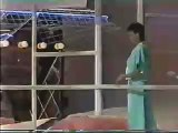 Eurovision 1985 Wardrobe Malfunction