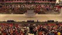 Чемпионат мира по тхэквондо ВТФ. Челябинск. 12.05.2015. Церемония открытия. 1