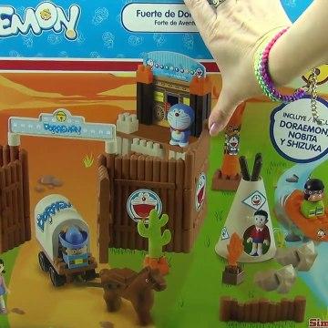 Fuerte de Doraemon