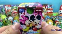 Kinder Surprise Eggs Play Doh Peppa Pig Mickey Mouse Kinder Fantacy Surprise eggs Batman