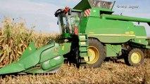 Agro Service RDS John Deere T560 mais dorsen